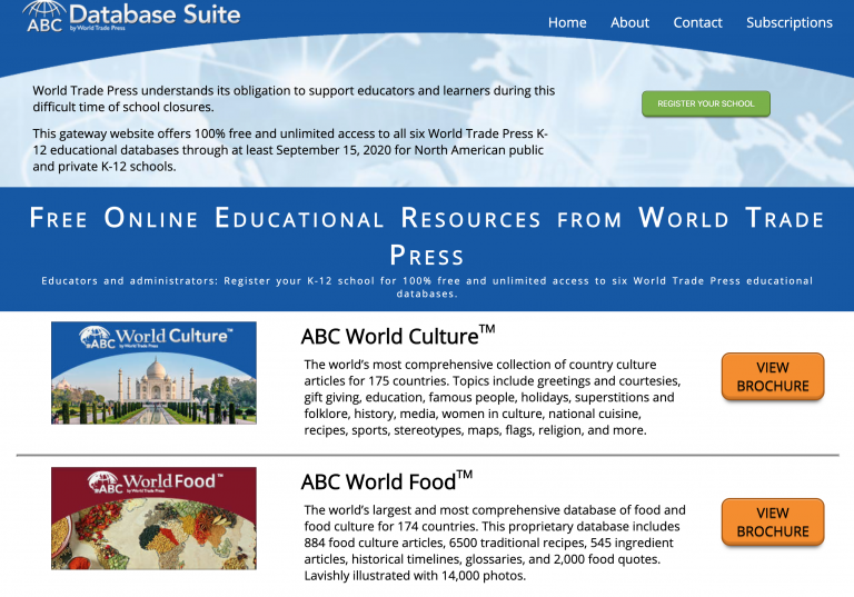 ABC Database Suite Web Site