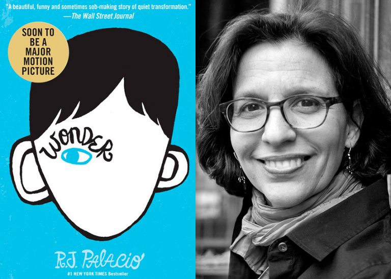 r. J. Palacio Wonder Read Along