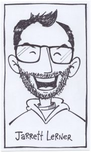 Jarrett Lerner Cropped Headshot
