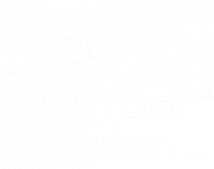 BTSB KidProof Logo in White