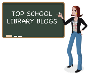 top school library blogs