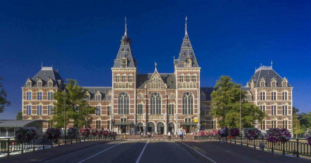 RiJKS Museum Amsterdam Netherlands