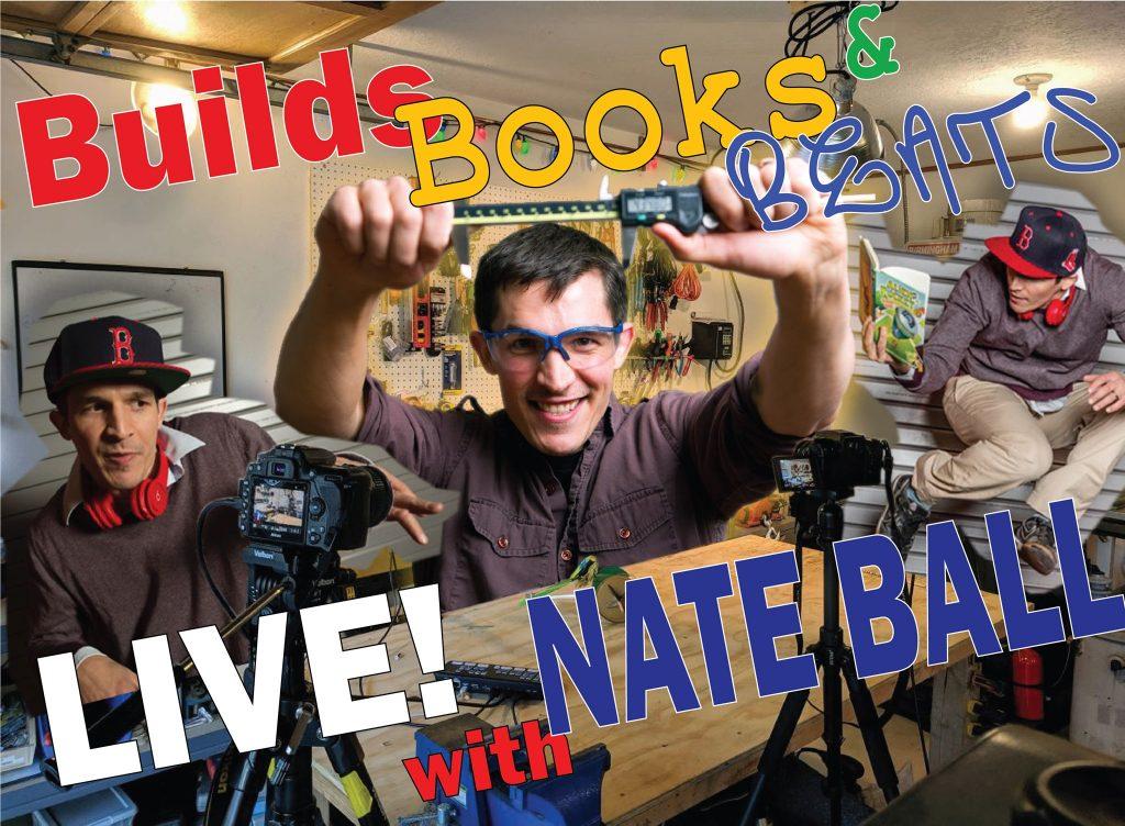 Builds, Books & Beats