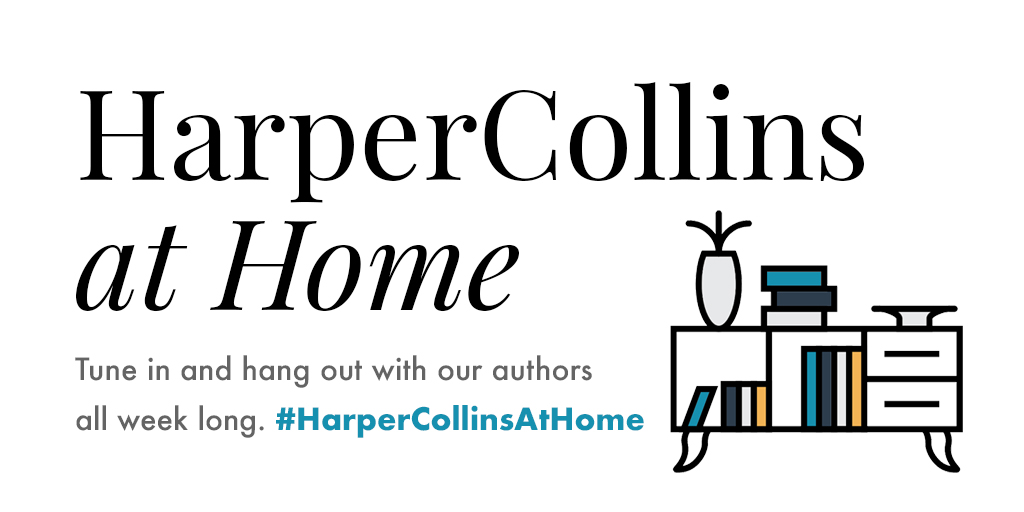 harpercollins at home