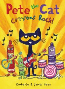 264730 Pete the Cat Crayons Rock