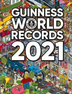 406573 Guinness World Records 2021