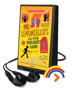 PLAYAWAY - Mr Lemoncello's all-star breakout game