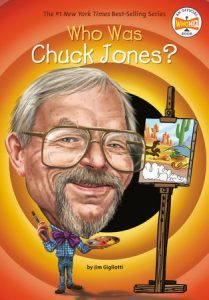 who was chuck jones