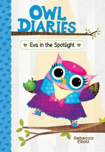owl diaries eva in the spotlight