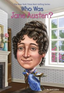 who was jane austin