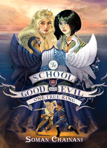 204538-F school of good and evil one true king