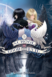 204542-F school for good and evil soman chainani