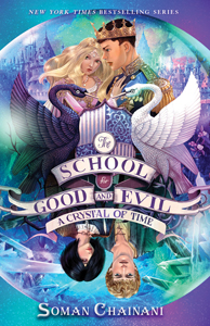 204544-F school of good and evil a crystal of time