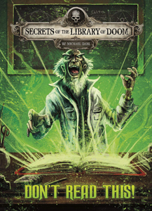 254374 secrets of the library of doom don't read this