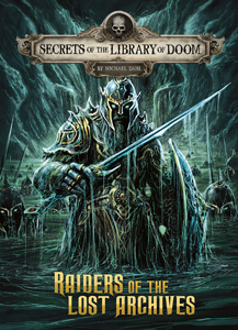 254564 secrets of the library of doom raiders of the lost archives