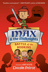 708781 max and the midknights battle of the bodkins
