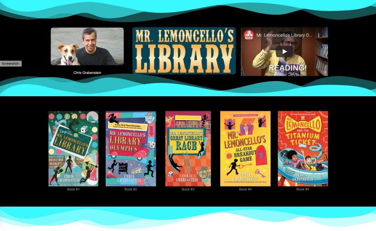 Featured Series Mr Lemoncellos Library