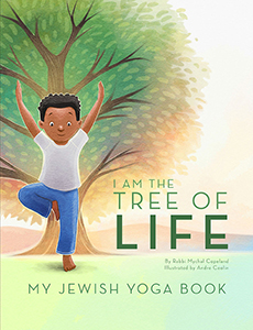 I am the tree of life My jewish yoga book