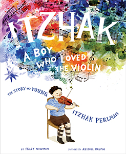 674849 Itzhak a boy who loved the violin