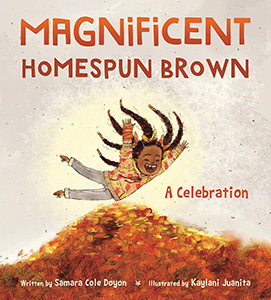 290066 Magnificent Homespun Brown
