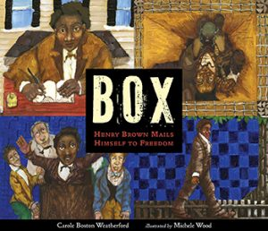 924773 box Henry brown mails himself to freedom