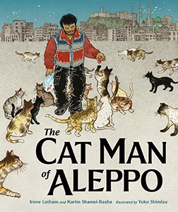 805030 cat man of Aleppo